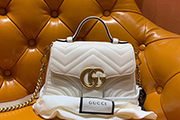 高仿Gucci GG Marmont包包经典百搭,耐看又耐看