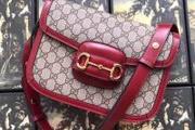 Gucci 1955马衔扣肩背包,高仿古驰包包系列女士手袋