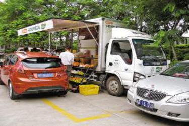 一辆小车可以做生意吗?小车做生意项目